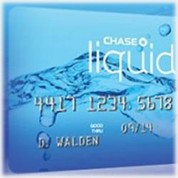 Chase Prepaid Liquid Card