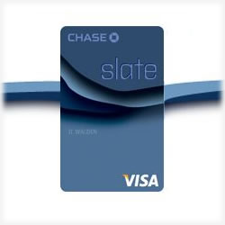 Credit Card Design Chase