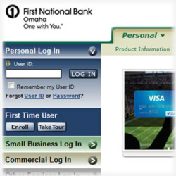 First National Bank of Omaha Credit Car Offers