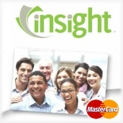 The Insight MasterCard Prepaid Card