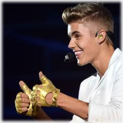 Justin Bieber Prepaid Debit – Fail