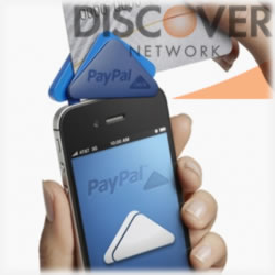 PayPal Teams With Discover
