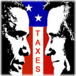 Red Hot Right Now: Taxes