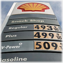 Rising Gas Prices, Credit Card Offers that Help