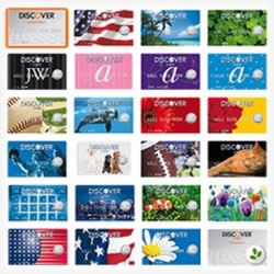 Credit Card Designs Discover