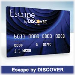 The Discover Escape Credit Card