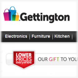 What is the Gettington Shopping Card?