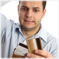 When Credit Card Debt Overwhelms